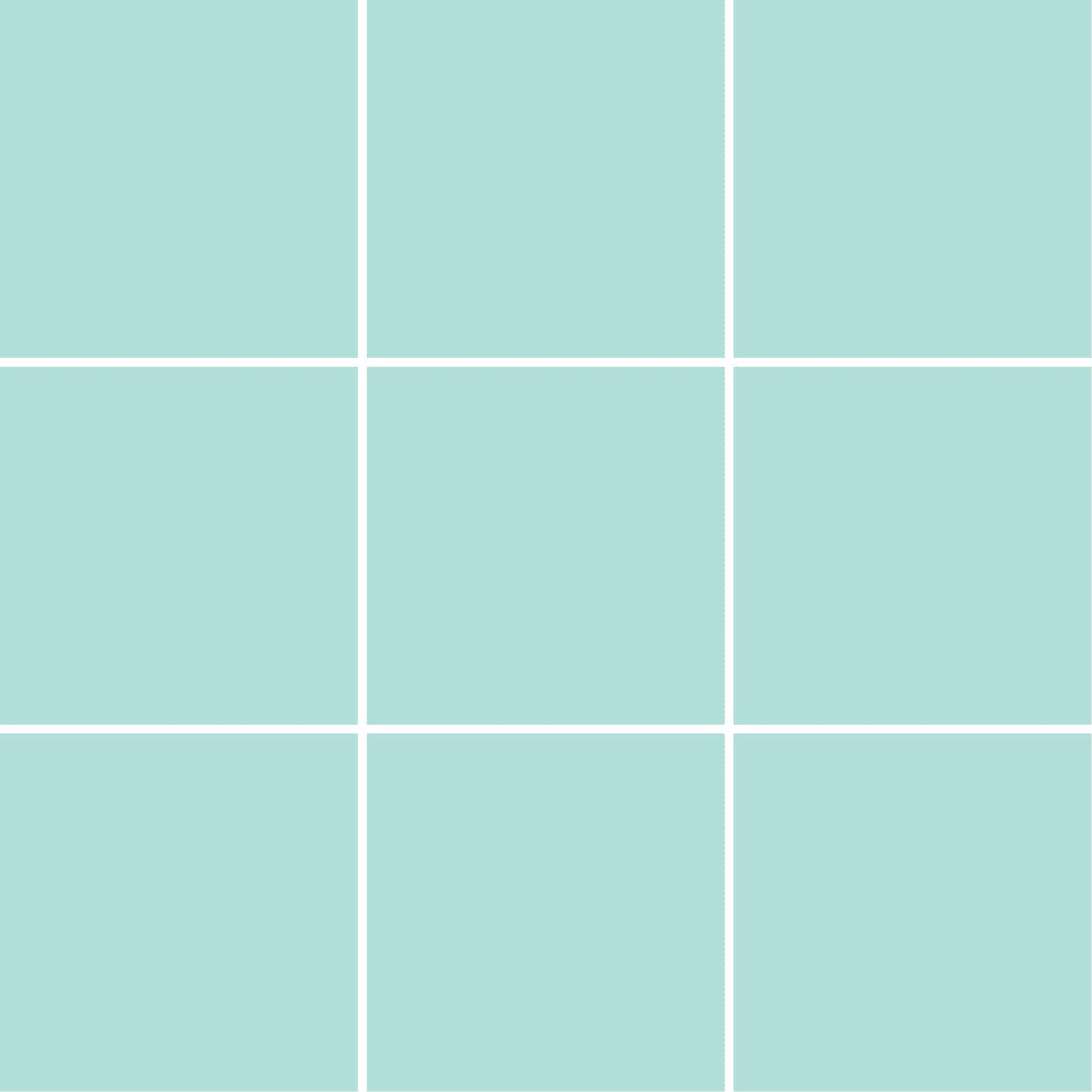 Fliesenaufkleber für Küche und Badezimmer   Mintgrün