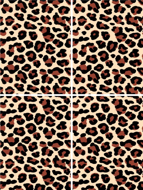 Fliesenaufkleber_Leopardenmuster_15x20